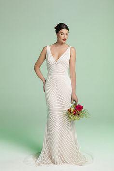 Mociun White Bridal