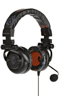 Skullcandy GI Gaming Headphone with Boom Mic (Black/Red) Wireless Headphones Review, Wireless Headphones For Running, Audiophile Headphones, Waterproof Headphones, Gaming Headphones, Over Ear Headphones, Best Noise Cancelling Earbuds, Play Station 3, Ps3 Games