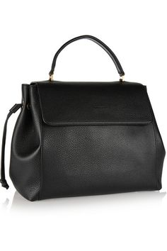 Lanvin | Nomad textured-leather tote | NET-A-PORTER.COM