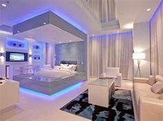 Contemporary and Luxury Pools Indoor Design
