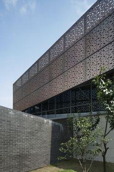 Renovação da Sala de Chá no Parque ChenJiaShan / Atelier Liu Yuyang Architects
