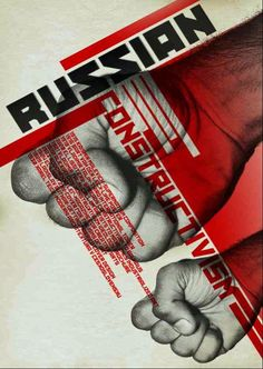 Russian Constructivism Poster by Dog on Design Poster Design, Graphic Design Posters, Graphic Design Inspiration, Typography Design, Design Art, Design Layouts, Brochure Design, Illustration Design Graphique, Russian Constructivism