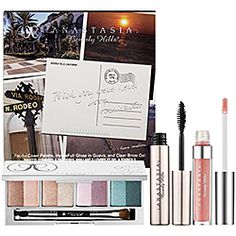 ANASTASIA Beverly Hills Wish You Were Here Set - Pacific Coast Palette/Clear Brow Gel/HydraFull Gloss in Guava
