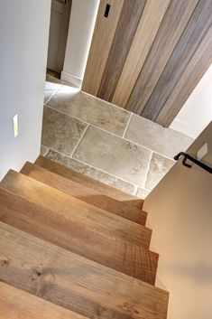 Staircase Remodel, Staircase Makeover, Interior Architecture, Interior And Exterior, Interior Design, Door Design, House Design, Patio Flooring, Loft Interiors