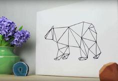 VIDEOnávod: Ako si vyšiť medveďa