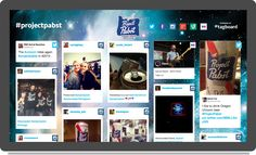 Tagboard - social search & display platform