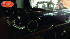 Ford Thunderbird, fabricacion linea de escapes