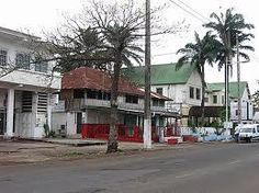 Hey, this was really close to our house in Port Gentil - Gabon