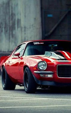h-o-t-cars: Chevrolet Camaro Chevrolet Camaro, Chevy Camaro, Corvette, Red Camaro, Us Cars, Sport Cars, Retro Cars, Vintage Cars, Carros Retro