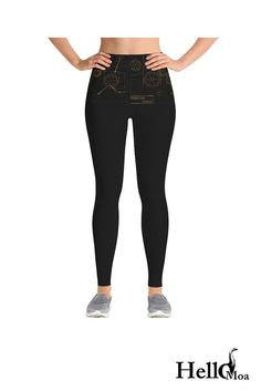 Designed with premium high quality material, Light-weight, flexible and move with you every step. Steampunk Leggings, Reduce Hips, Steampunk Gears, Going Crazy, Squats, Casual Wear, Custom Made, Compliments, Black Jeans
