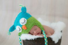 Newborn Coruja www.leaostudio.com.br
