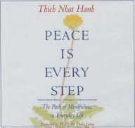 """""""In the rush of modern life, we tend to lose touch with the peace that is available in each moment. World-renowned Zen master, Hanh shows us how to make positive use of the very situations that pressure and antagonize us."""