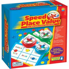 Speed Place Value Game