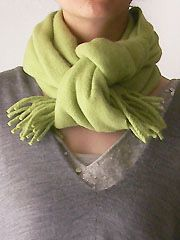 How To Scarf Tying