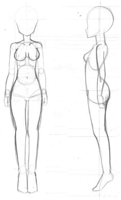 manga body drawing - Pesquisa do Google