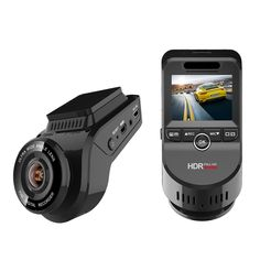 Discover the latest dash cams and accessories available. Find helpful buying guide and great deals on top brands of dashboard cameras. Car Security Camera, Pilot Car, Dvr Camera, Car Videos, Dashcam, Night Vision, Wifi, Jeep, Technology