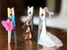 Vu chez les autres #53: un joli DIY avec des pinces à linge! • Hellocoton.fr
