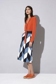 Emma Cook Resort 2015 on Womenswear Daily