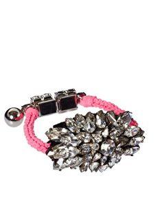 Shourouk Sierra Pink Bracelet
