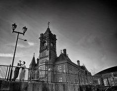 Enagagement Photography Cardiff Bay