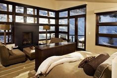 Luxury Ski Vacation Home Rentals in Aspen - Top of Mill Estate