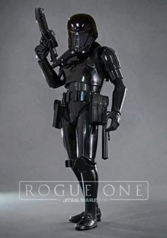501stbhg:  New Rogue One stormtrooper.