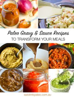 From paleo turkey gravy to zesty salsa and fiery ketchup, we've got the best paleo sauces and gravy recipes that will take your meals to the next level.