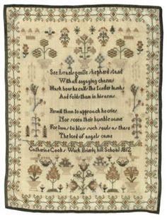 The Fitzwilliam Museum : Catherine Cook 1812