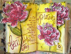 :) Donna Downey doodles