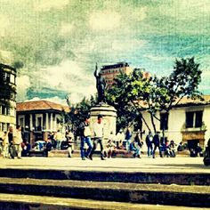 """#Instagramyourcity #Bogota @socialmediaweek @smwbog"" by @sebastiango"