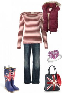 Outfit styled on Fantasy Shopper #fashion #style different color boots and bag for me
