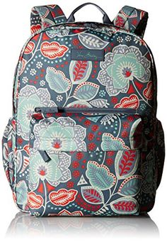 Vera Bradley Lighten Up Grande Backpack Nomadic Floral One Size     This is  an 002dfb544a036