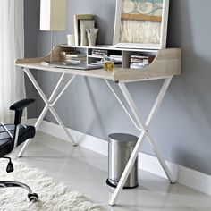 Found it at Wayfair Supply - Bin Writing Desk