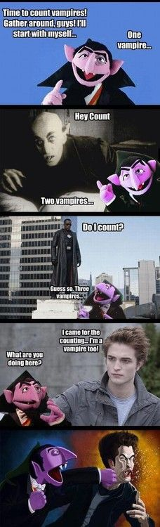 Twilight doesn't count!