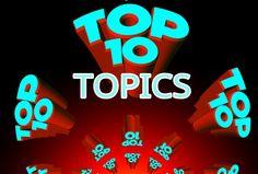 Blogger ke Top 10 Topics Definition ke saath | RealLifeXFacts