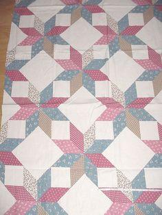 Cheater quilt print. Yuwa Atsuko Matsuyama - 30s... | Quilts ... : cheater quilt tops - Adamdwight.com