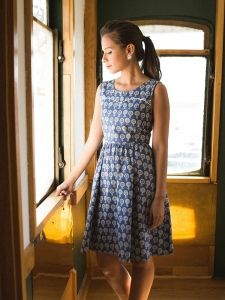 Love Letter dress | Mata Traders: Ethical Fashion