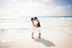 Wedding photo shooting at Dolfine Beach-El Mirador ウエディング フォトセッション ドルフィンビーチ-エル ミラドール AkiDemi Photography www.akidemi.com