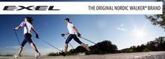 Nordic Walking Stick make all the difference!