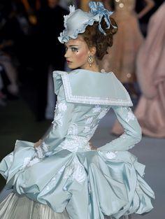 hautekills: Christian Dior haute couture f/w 2007