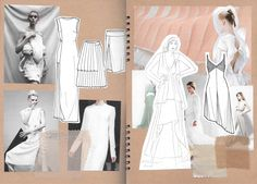 Sketchbook - womenswear on behance. sketchbook - womenswear on behance portfolio design, fashion Fashion Sketchbook, Fashion Sketches, Fashion Drawings, Fashion Illustrations, Fashion Design Portfolio, Fashion Courses, Web Design, Illustration Mode, Fashion Project