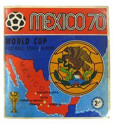 Panini Album Mexico 70 - komplett mit allen Karten, Stickerpoint