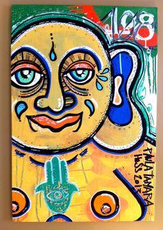 Buddha Sign Quote Grateful Sea Gypsy Brandy