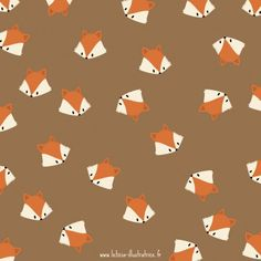 Fond d'écran renard - Leticia, illustratrice freelance