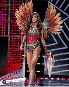 Taylor Hill at Victoria's Secret Fashion Show