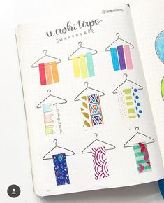 Ideas with washi tapeIdeas with washi tapebullet journal bujo planner ideas for the weekly sprea .bullet journal bujo planner ideas for the weekly spread . Bullet Journal Inspo, Bullet Journal 2019, Bullet Journal Notebook, Bullet Journal Aesthetic, Bullet Journal Spread, Bullet Journal Layout, My Journal, Journal Pages, Journal Ideas