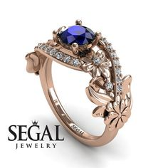 How Are Vintage Diamond Engagement Rings Not The Same As Modern Rings? If you're deciding from a vintage or modern diamond engagement ring, there's a great deal to consider. Floral Engagement Ring, Diamond Engagement Rings, Blue Sapphire Rings, Blue Topaz, White Topaz, Unique Rings, Stylish Rings, Beautiful Rings, Vintage Rings