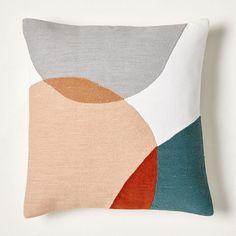 Modern Throw Pillows, Decorative Pillows, Modern Cushions, Pillow Inserts, Pillow Covers, Pottery Barn Teen, Printed Cushions, Velvet Pillows