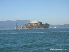 Alcatraz, San Francisco.