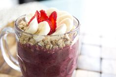How To Make An Acai Bowl (via @Jen Lula-Richardson) pictures included!